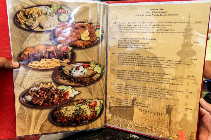 Original Slovak Restaurant 02