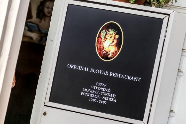 Original Slovak Restaurant 06