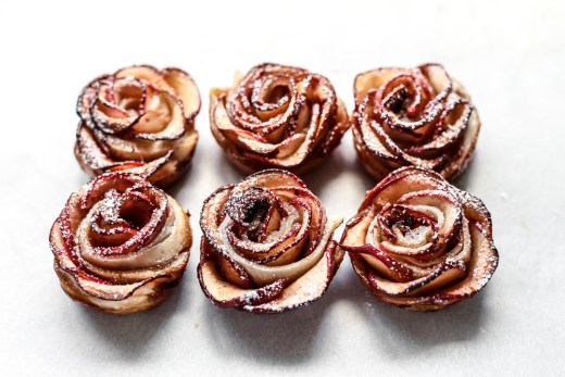 Apple Roses 1