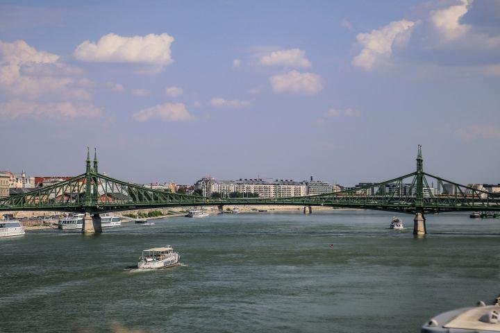 Budapest River 01