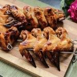 Malaysian Barbecue Chicken Wings 1