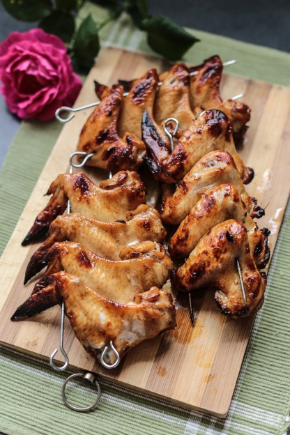 Malaysian Barbecue Chicken Wings 2