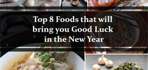Top 8 Foods That Will Bring You Good Luck in the New Year 2