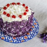 Ube Macapuno Cake 4
