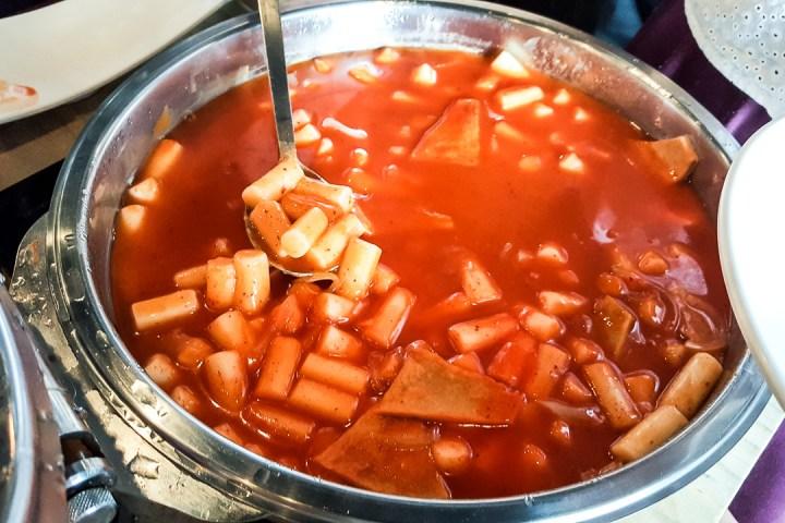 8 Colours Korean BBQ Buffet 03