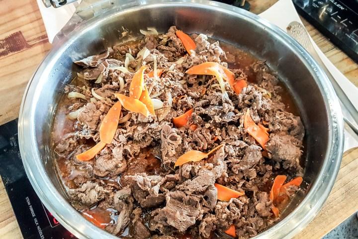 8 Colours Korean BBQ Buffet 05