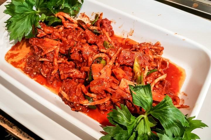 8 Colours Korean BBQ Buffet 06