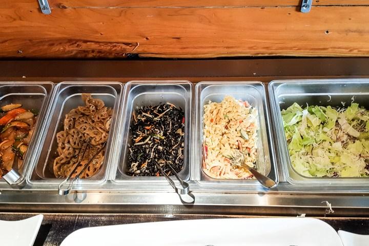 8 Colours Korean BBQ Buffet 16