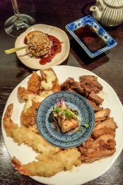Buffet at Katsura (Auckland CBD, New Zealand) 2