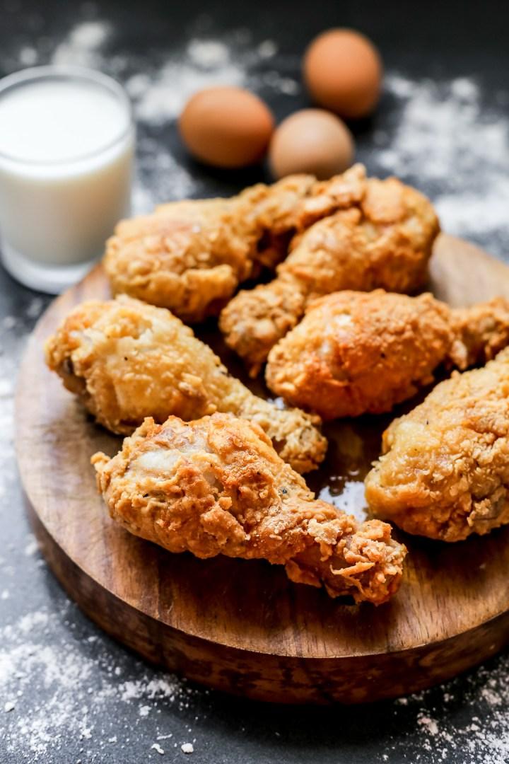 Buttermilk Fried Chicken 2