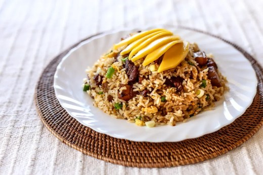 Bagoong Fried Rice 2