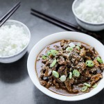Korean Style Spicy Beef 1