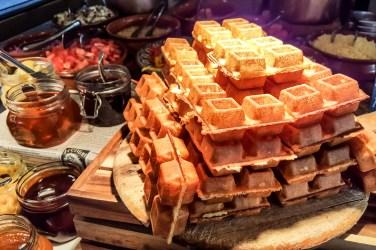 Breakfast Buffet at Bazaar 07