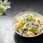 Pineapple Coleslaw 1