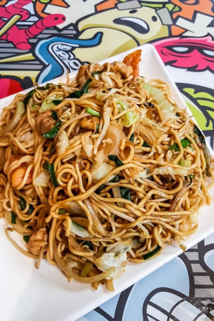 Shaolin Kung Fu Noodles 05