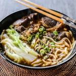 Lanzhou Beef Noodle Soup 1