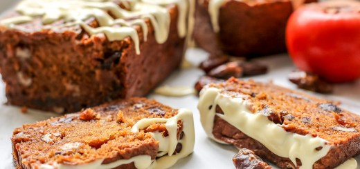 Persimmon Loaf Cake 2