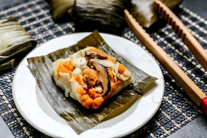 Filipino Tamales Bubuto Wide