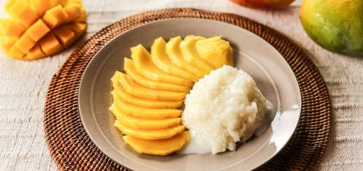 Mango Sticky Rice 2