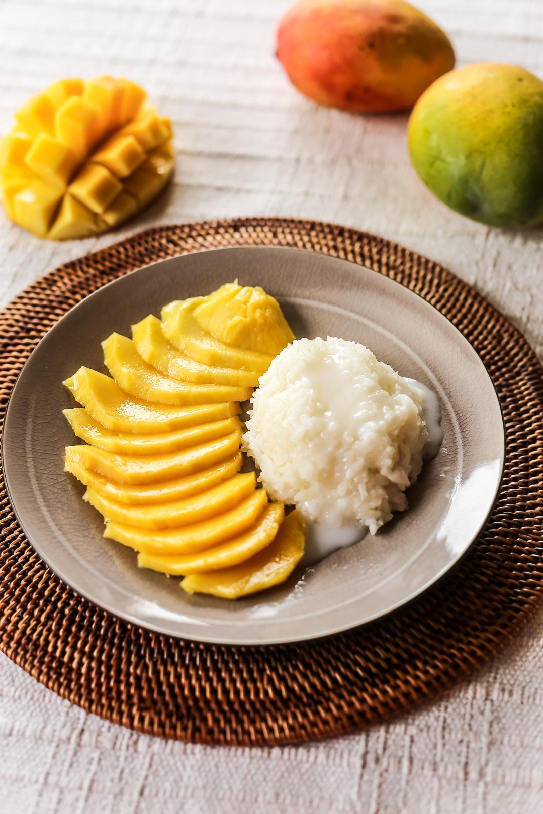 Mango Sticky Rice - Ang Sarap