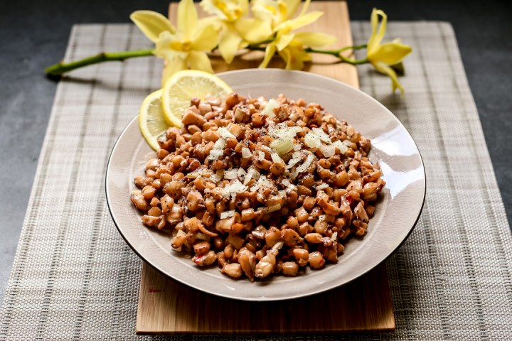 Squid Sisig Wide