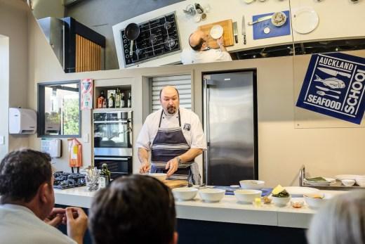 Auckland Seafood School 6