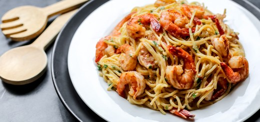 Bang Bang Shrimp Pasta 1