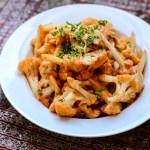 Stir-Fried Cauliflower with Tomato Sauce 1