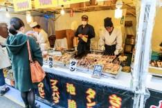 Meiji Jingu Open Air Food Court 18