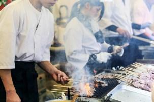 Meiji Jingu Open Air Food Court 41