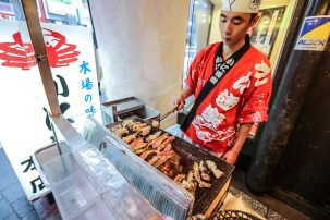 Street Food Capital of Japan 02