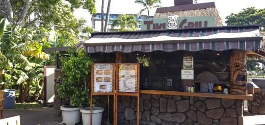 Tiki Grill (Lahaina, Hawaii) 3