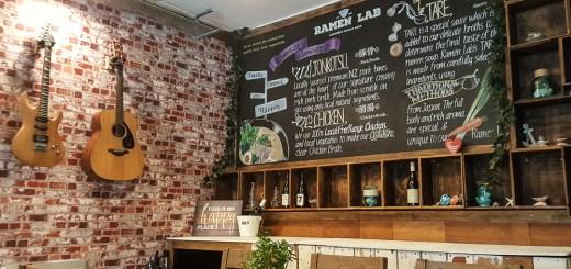 Ramen Lab (North Shore City, New Zealand) 1
