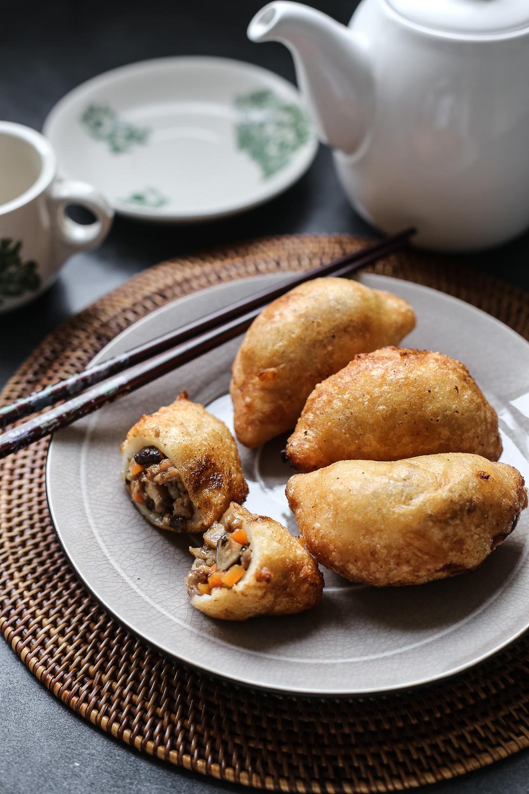 Glutinous Rice Dumplings (Ham Sui Gok)
