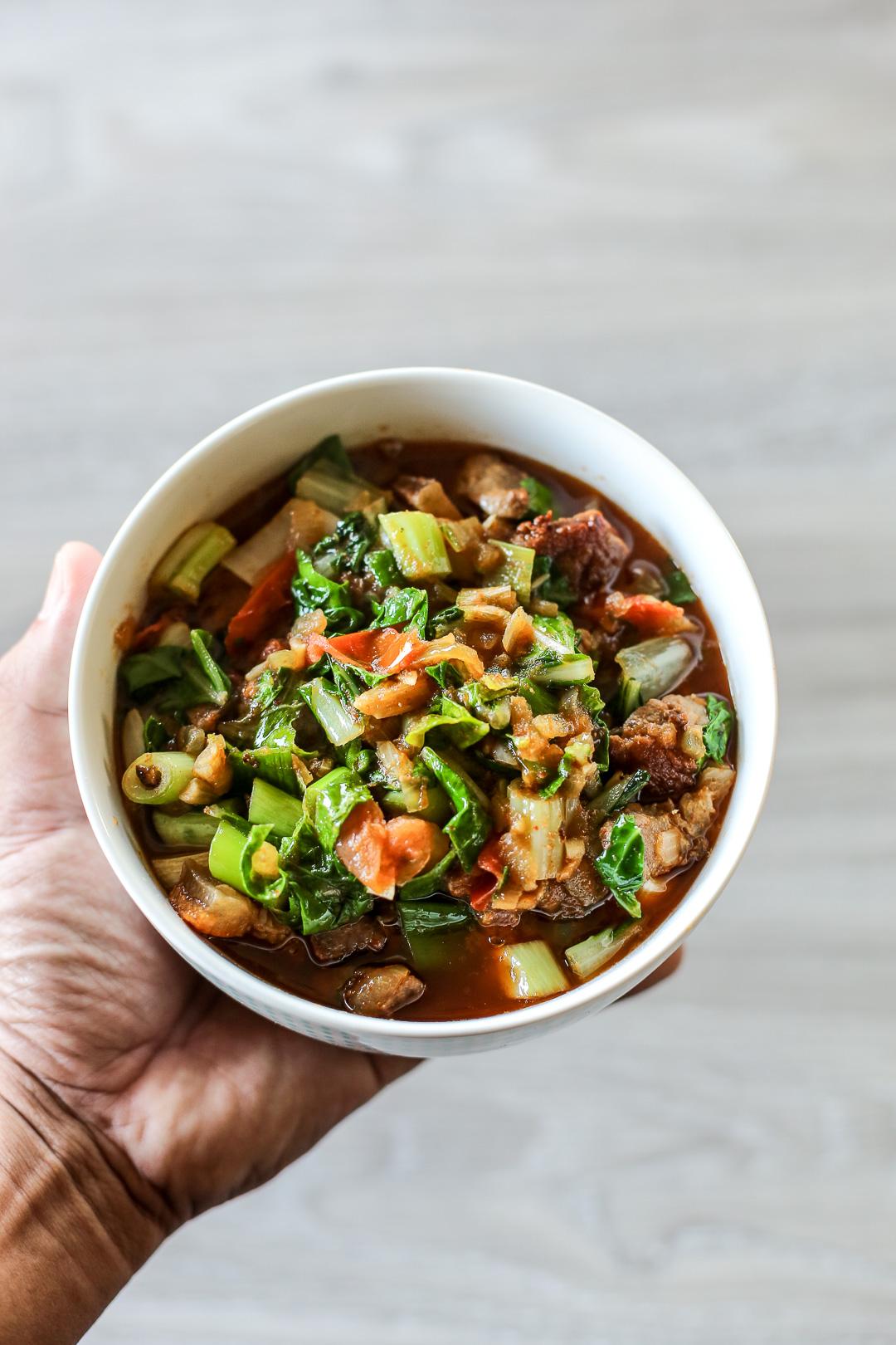 Bok Choy Recipe Steamy Kitchen