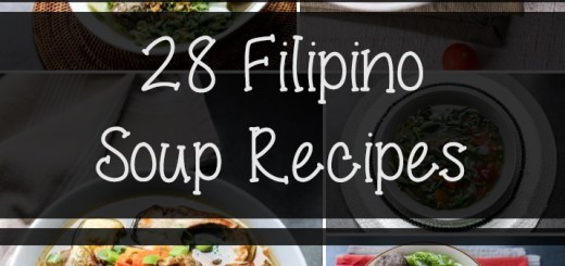 28 Filipino Soup Recipes