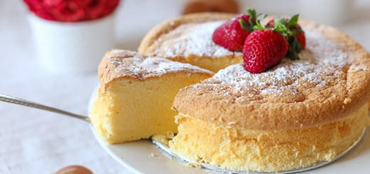 Japanese Cheesecake 1