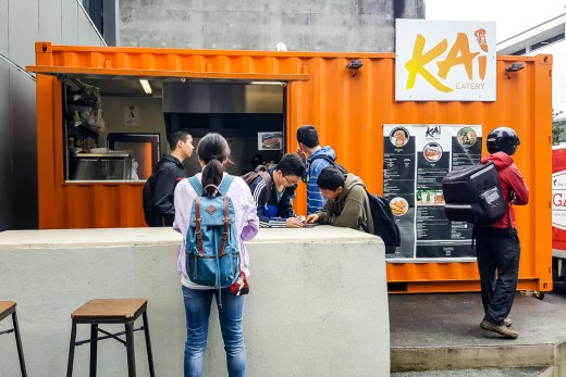 Kai Eatery (Auckland CBD, New Zealand) 3
