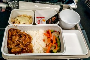 Airline Food - Cathay Pacific 05