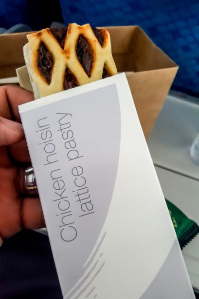 Airline Food - Cathay Pacific 08