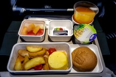 Airline Food - Cathay Pacific 16