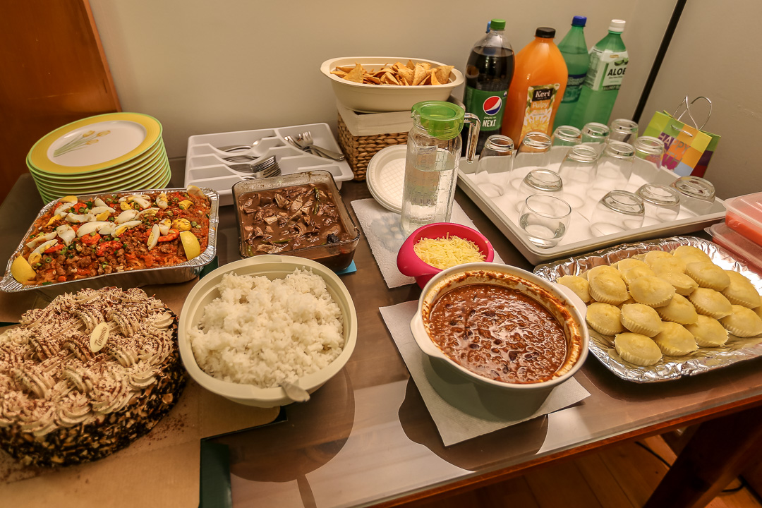 The Hospitality of the Filipino people though Food 10