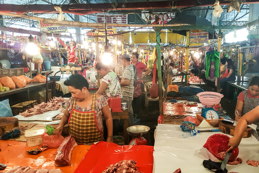 wet market in chinese