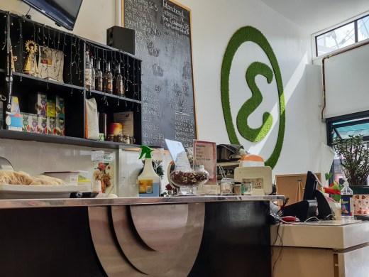 Ensalada Cafe (Auckland CBD, New Zealand) 2