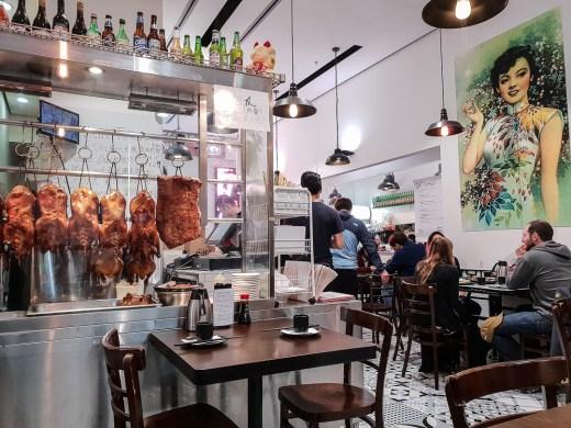 Café BBQ Duck (Auckland CBD, New Zealand) 3