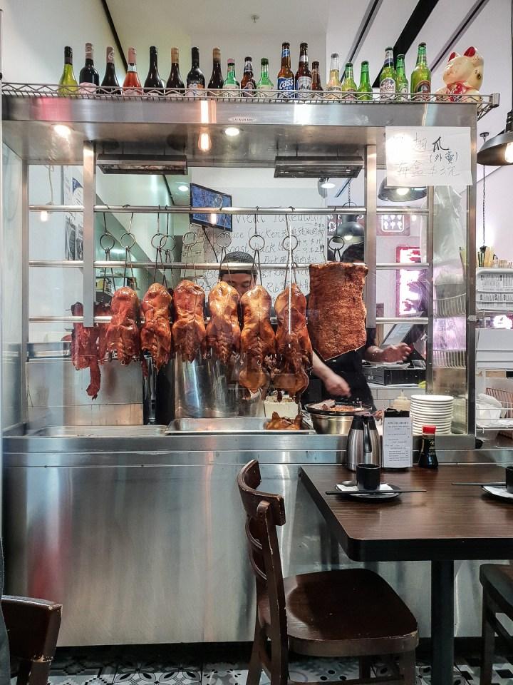 Café BBQ Duck (Auckland CBD, New Zealand) 4