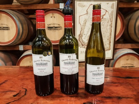 Château Tanunda Winery 17