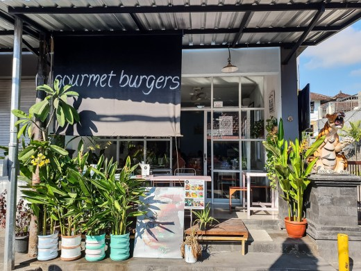 Black House Burgers (Bali, Indonesia) 1