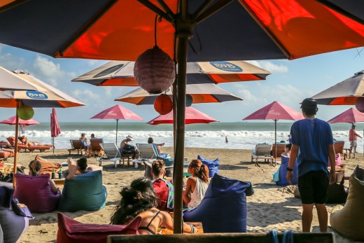 Blue 9 Beach Bar and Grill  (Bali, Indonesia) 6