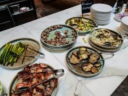 Marriott Circular Quay Breakfast Buffet 10